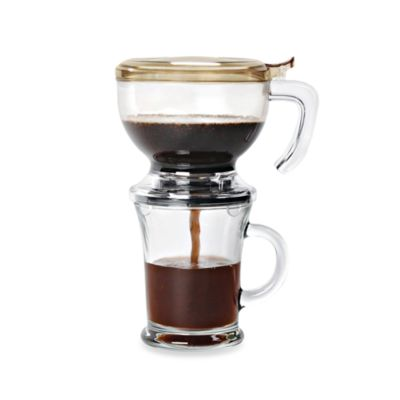 Zevro® Incred-A-Brew™ Gravity Drip Coffee Infuser Cup