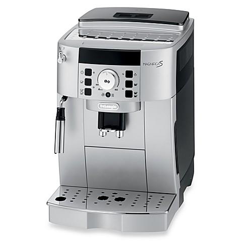 de 39 longhi magnifica xs ecam22110sb compact super automatic espresso cappuccino machine bed. Black Bedroom Furniture Sets. Home Design Ideas