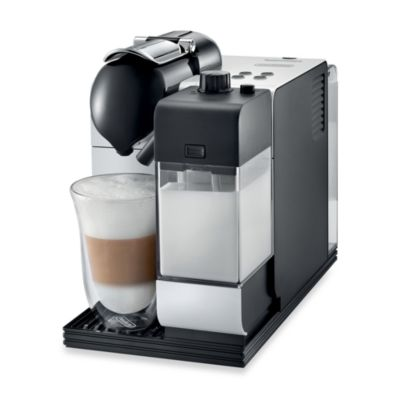 DeLonghi Lattissima Plus EN520W Pump Automatic Espresso/Latte/Cappuccino Machine in White
