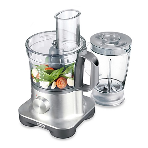 DeLonghi 9-Cup Food Processor with Blender