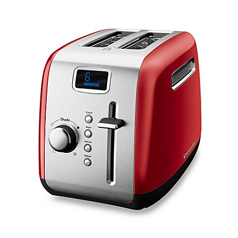 KitchenAid® 2-Slice High-Lift Lever Toaster in Red