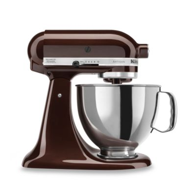 KitchenAid® 5-Quart Artisan™ Stand Mixer in Espresso