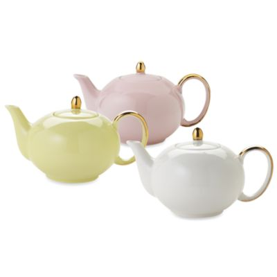Classic Coffee & Tea 10-Ounce Teapot