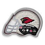 Fan Cake NFL Silicone Cake Pan in Arizona Cardinals