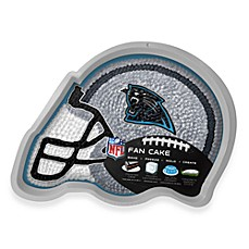 NFL Carolina Panthers Fan Cake Silicone Cake Pan