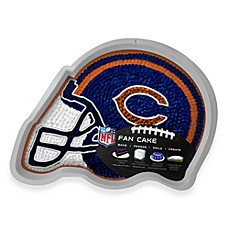NFL Chicago Bears Fan Cake Silicone Cake Pan