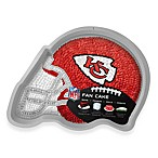 Kansas City Chiefs NFL Fan Cake Silicone Cake Pan