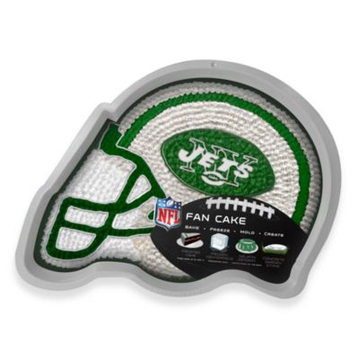 NFL New York Jets Fan Cake Silicone Cake Pan