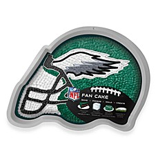 NFL Philadelphia Eagles Fan Cake Silicone Cake Pan