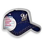 Fan Cake MLB Silicone Cake Pan in Milwaukee Brewers