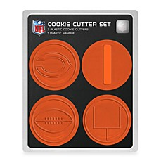 NFL Cookie Cutter Set in Chicago Bears
