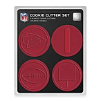 NFL Cookie Cutter Set in Kansas City Chiefs