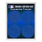 MLB Cookie Cutter Set in Chicago Cubs