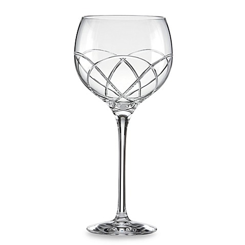 kate spade new york Annandale 10-Ounce Wine Glass