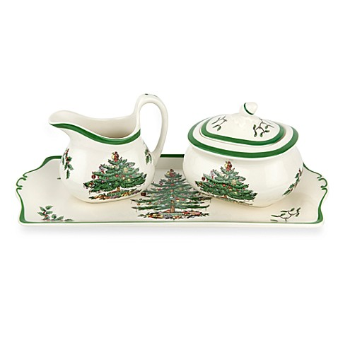 Spode® Christmas Tree 3-Piece Serving Set