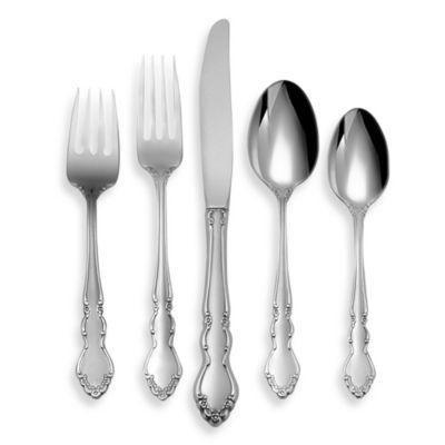 Oneida Satin Dover 5-Piece Place Setting
