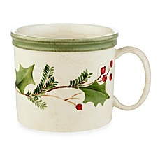 Lenox® Holiday Gatherings Holiday Berry 10-Ounce Cup