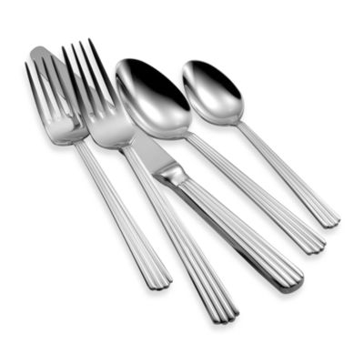 Oneida® Corduroy 62-Piece Flatware Set