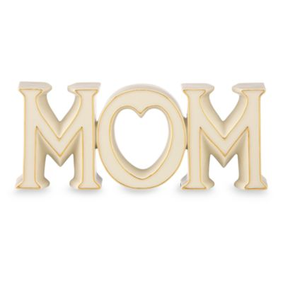 Lenox® Expressions Fine China Sculpture in Mom