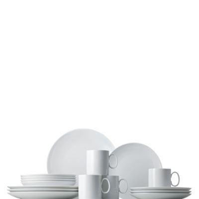 Thomas for Rosenthal Medaillion 16-Piece Dinnerware Set