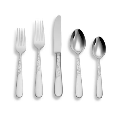 kate spade new york Gardner Street™ 5-Piece Flatware Place Setting