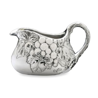 Arthur Court Designs Grape Gravy Boat
