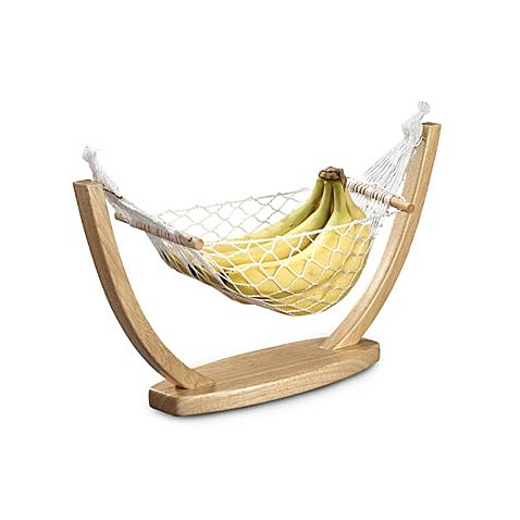 Prodyne Beechwood Fruit & Vegetable Hammock
