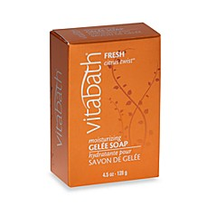 Vitabath® Fresh Citrus Twist™ Scented Moisturizing Gelee Soap
