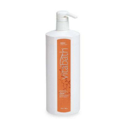 Vitabath® Fresh Citrus Twist™ 32-Ounce Bath & Shower Gelee
