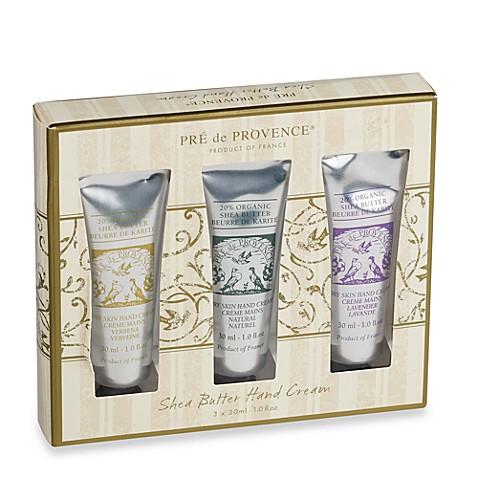 Pre de Provence® Shea Butter Hand Cream (Set of 3)