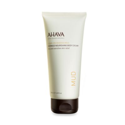 Ahava Dermud Nourishing 6.8-Ounce Body Cream