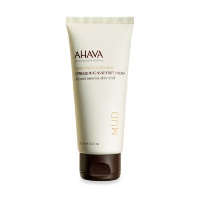 Ahava Dermud Intensive 3.4-Ounce Foot Cream