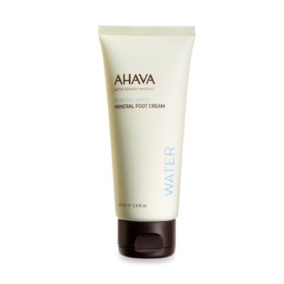 Ahava Mineral 3.4-Ounce Foot Cream