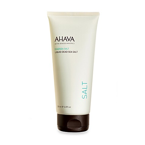 Ahava 6. 8 oz. Liquid Dead Sea Salt