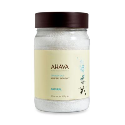 Ahava Natural 32-Ounce Bath Salts
