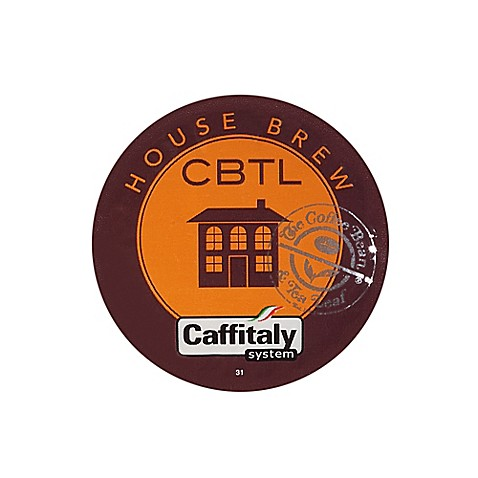 The Coffee Bean and Tea Leaf® CBTL™ House Blend Coffee Capsules