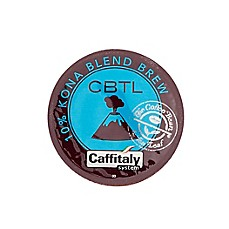 The Coffee Bean and Tea Leaf® CBTL™ Kona Brew Coffee Capsules