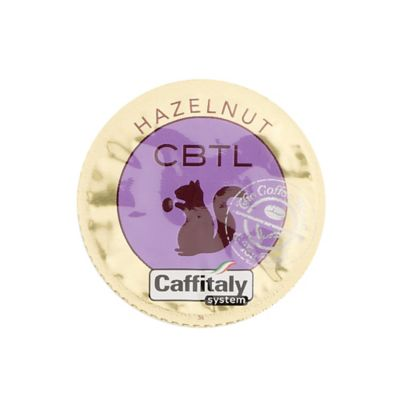 The Coffee Bean and Tea Leaf® CBTL™ Hazelnut Coffee Capsules