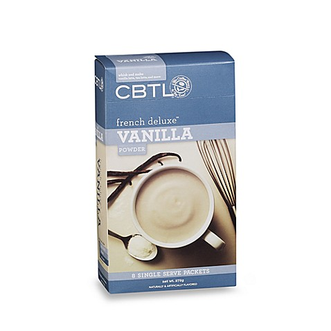The Coffee Bean and Tea Leaf® CBTL™ French Vanilla Powder