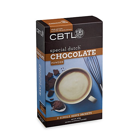 The Coffee Bean and Tea Leaf® CBTL™ Special Dutch Chocolate Powder