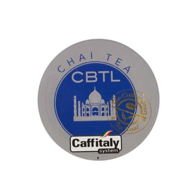 The Coffee Bean and Tea Leaf® CBTL™ Chai Tea Capsules