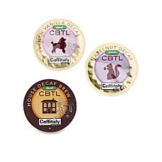The Coffee Bean and Tea Leaf® CBTL™ CBTL Single Serve Decaf Coffee Capsules