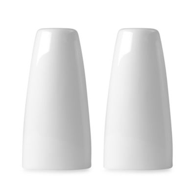 Luigi Bormioli Porcelain Salt and Pepper