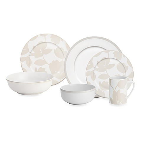 Echo Design™ Flirty Floral Dinnerware