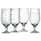 Mikasa® Cheers 20-Ounce Iced Beverage Glasses (Set of 4)