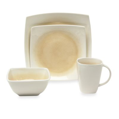 Baum Kashmir 16-Piece Dinnerware Set