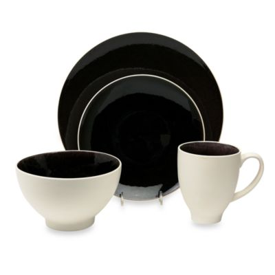 Baum Max 16-Piece Dinnerware Set in Khaki