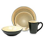 Simplicity Tan 16-Piece Dinnerware Set