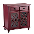 Bombay® Antique Red Wine Sideboard