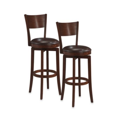 Hillsdale Archer 24.5-Inch Swivel Counter Stool